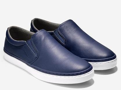 Cole Haan Men'sFalmouth Slip On On Sale @ Cole Haan