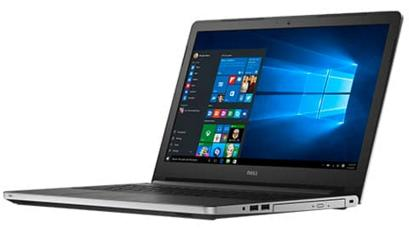 Dell Inspiron 15 i5558-5717SLV Signature Edition Laptop
