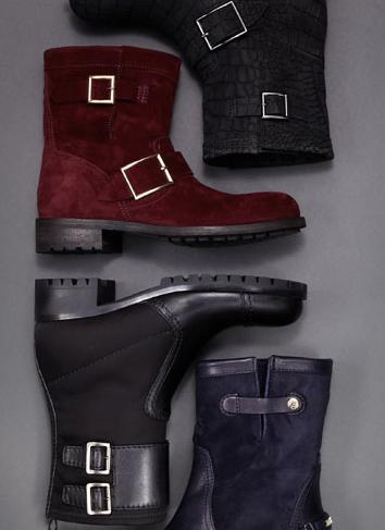 Up to an extra 40% Off Cold weather boots @ Bluefly