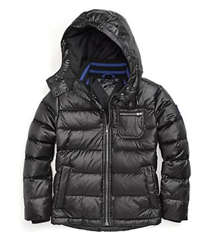 Tommy Hilfiger Down Puffer Boy's Jacket