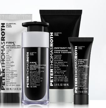 20% Off FIRMx Franchise @ Peter Thomas Roth