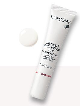 Free Full-size Bienfait Multi-Vital Eye ($40 value) with Any Order over $49 @ Lancome