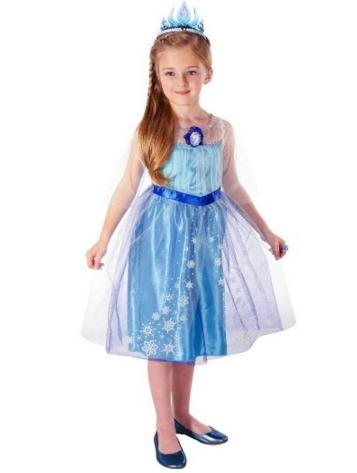 Disney Frozen Enchanting Dress - Elsa, 4-6X