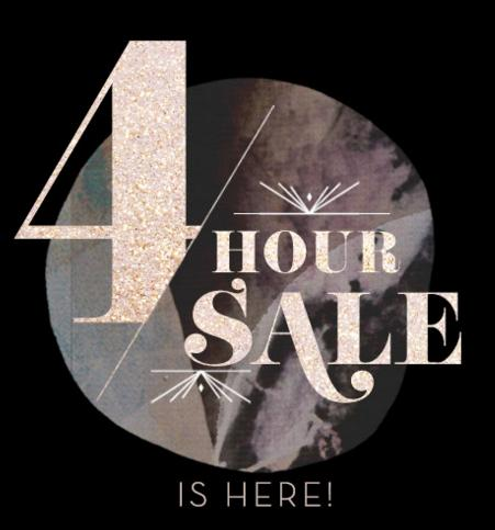 Up to Extra 25% Off 4 Hour Sale @ Free People