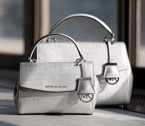 Up to $200 Off Ava Saffiano Leather Satchel Sale @ Michael Kors