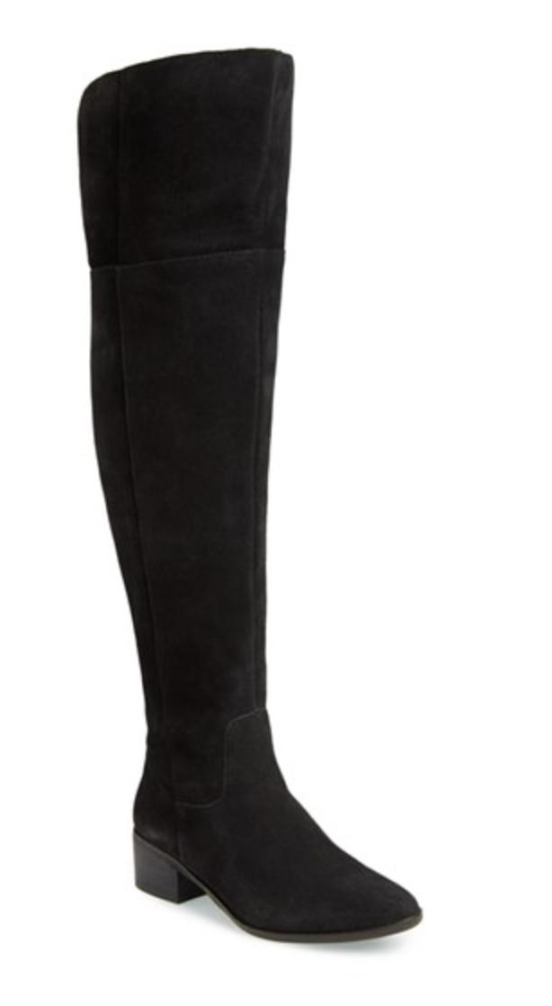 Steve Madden Suede Over the Knee Boot On Sale @ Nordstrom