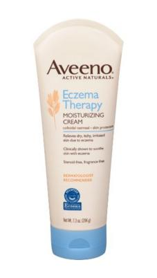 Aveeno Eczema Therapy Moisturizing Cream,7.3 oz.