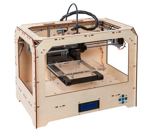 Monoprice Maker Architect 3D Printer w/ Single Extrusion Print Head
