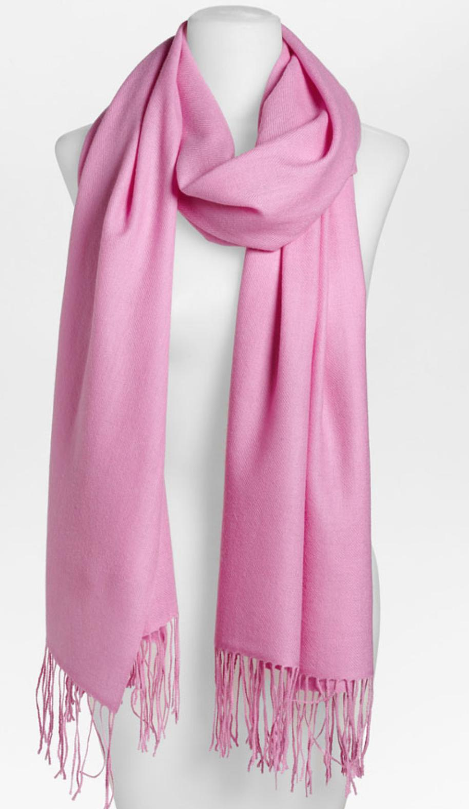 Tissue Weight Wool & Cashmere Wrap On Sale @ Nordstrom