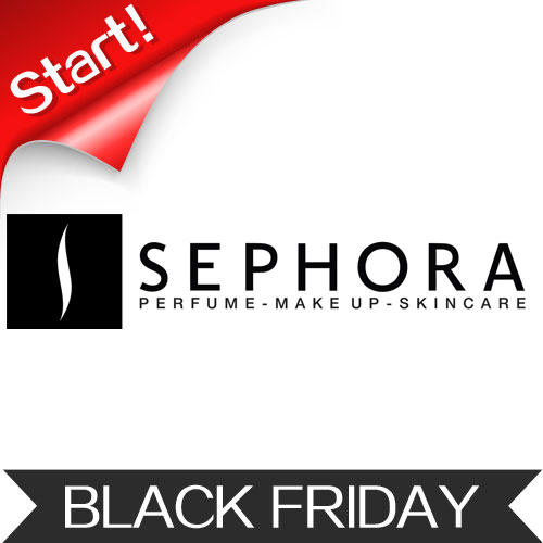 Live NOW! Sephora Black Friday 2015 Ad Posted