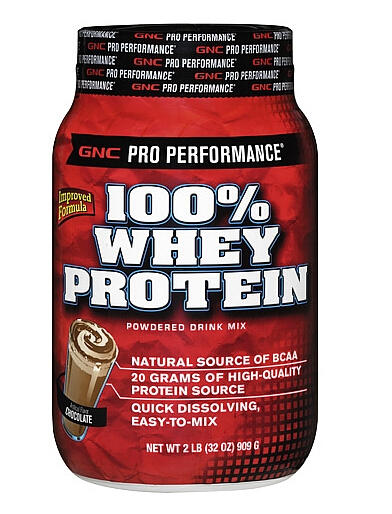 $27.97 GNC Pro Performance® 100% Whey Protein 2 lb(s).