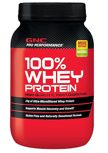 $24.99 GNC Pro Performance® 100% Whey Protein
