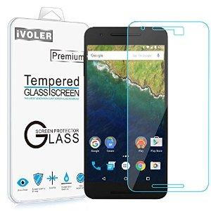 Nexus 6P Tempered Glass Screen Protector