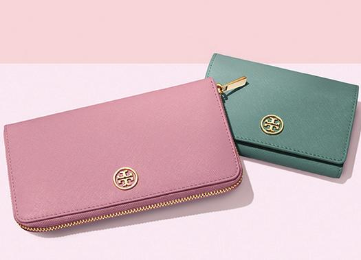 30% OFF with $250 Wallet Purchase @ Tory Burch