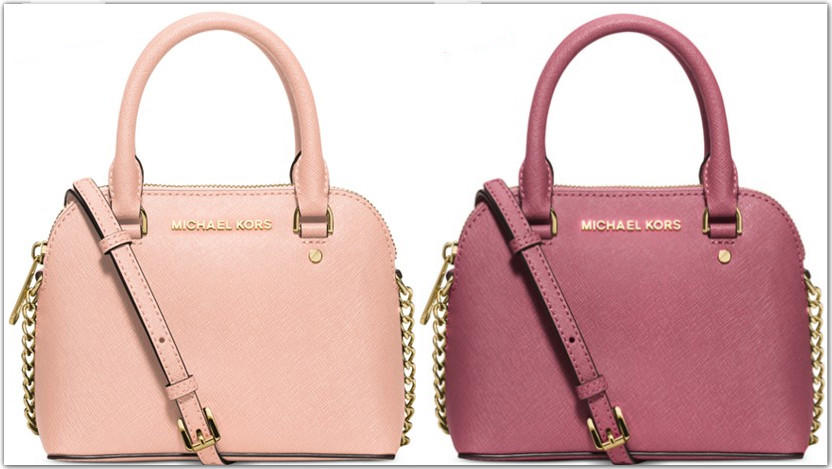 MICHAEL Michael Kors Cindy Mini Crossbody On Sale @ macys.com