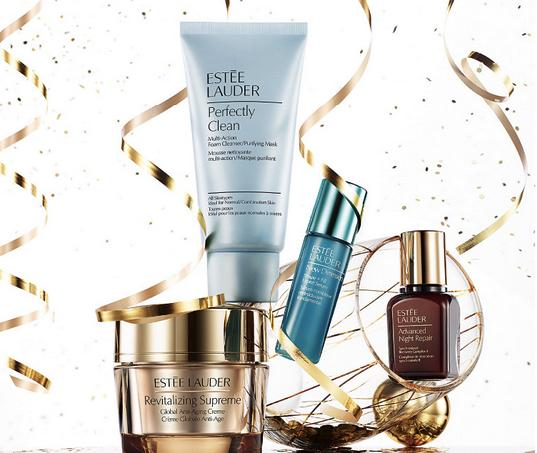 Free 6pcs Samples with $50 Purchase @ Estee Lauder