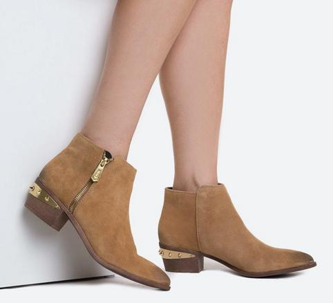 Circus by Sam Edelman Women's Holt Boot, Camel