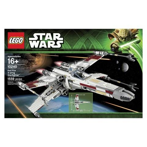 LEGO® Star Wars Five X-Wing 10240 - Red
