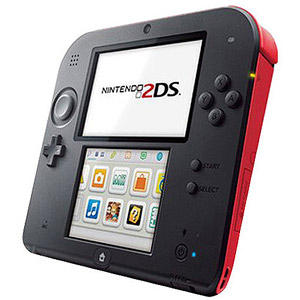 Nintendo 2DS Handheld Video Game System