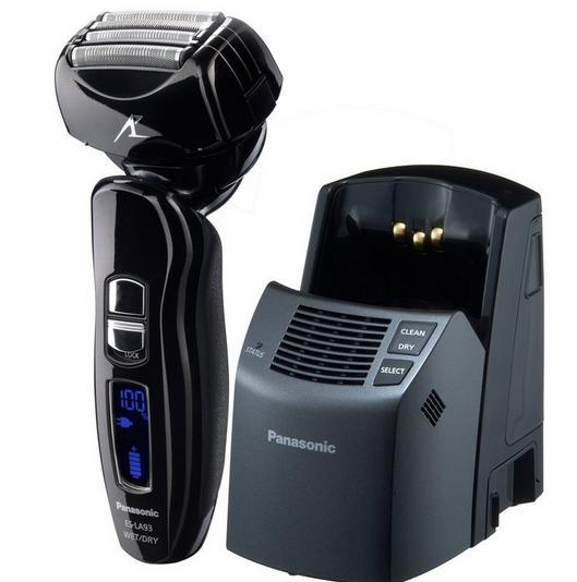 Panasonic ES-LA93-K Arc4 Electric Shaver Wet/Dry with Multi-Flex Pivoting Head