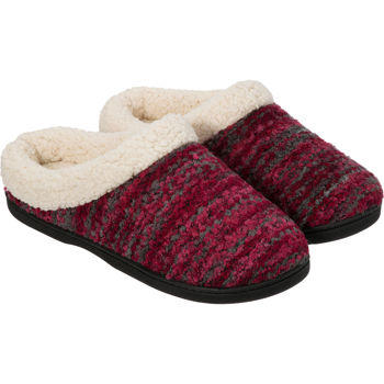 Dearfoams Ladies'  Slipper-Gray