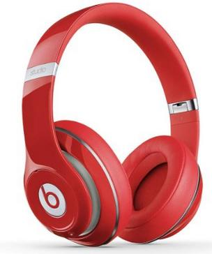 $159.99 Beats by Dre Studio Over-Ear Wired Headphones