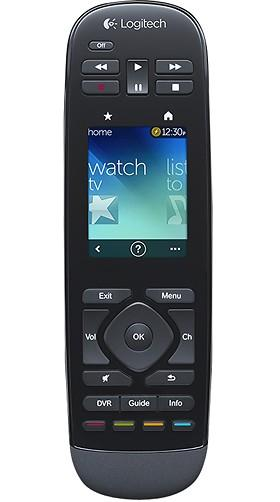 Logitech Harmony Touch 15-Device Universal Remote 915-000198
