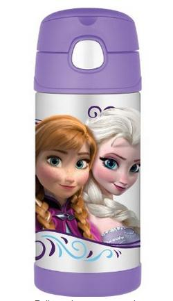 Thermos 12 Ounce Funtainer Bottle, Frozen Purple