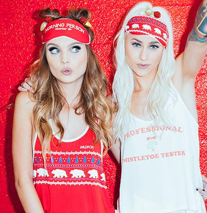 From $28 XXXMAS Wildfox @ Dollskill