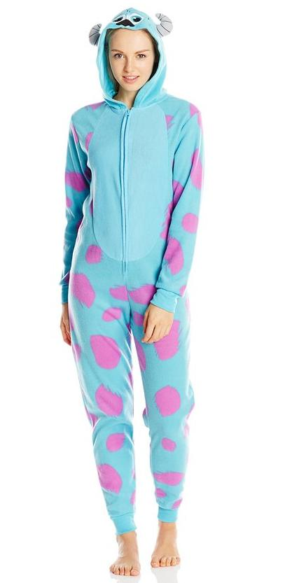 From $19.99 Disney Women's Jumpsuit/One Piece Pajama Sale @ Amazon