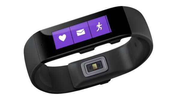 Microsoft Band Smartwatch - Small or Medium