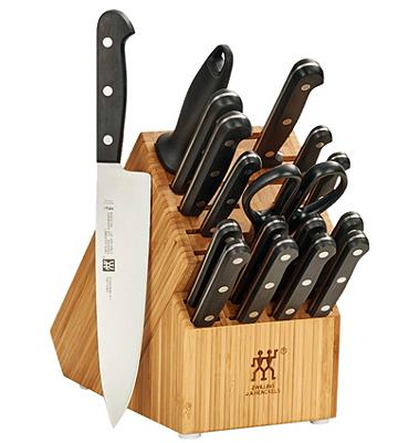 J.A. Henckel International Gourmet 18-pc. Block Set Product ID: 990006