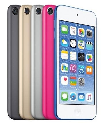 As low as $143.3 6th GEN Apple iPod Touch Assorted Colors and Sizes