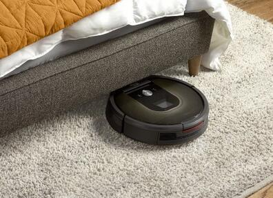 $805 iRobot Roomba 980 Vacuum Cleaning Robot