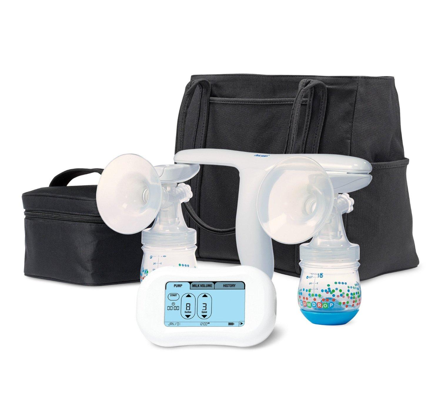 The First Years Breastflow Memory Pump