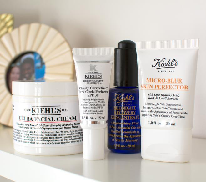 Complimentary Gift Wrapping & Shipping With Any Order @ Kiehl's