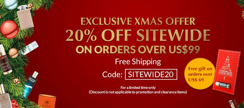 Extra 20% Off Sitewide On Order Over $99