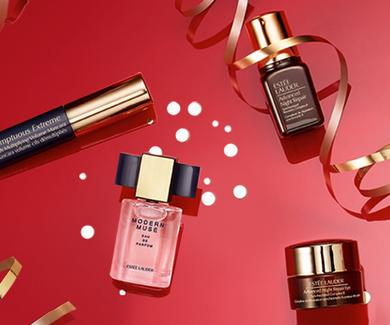 Free 4 Pc Gift with $50 Purchase @ Estee Lauder