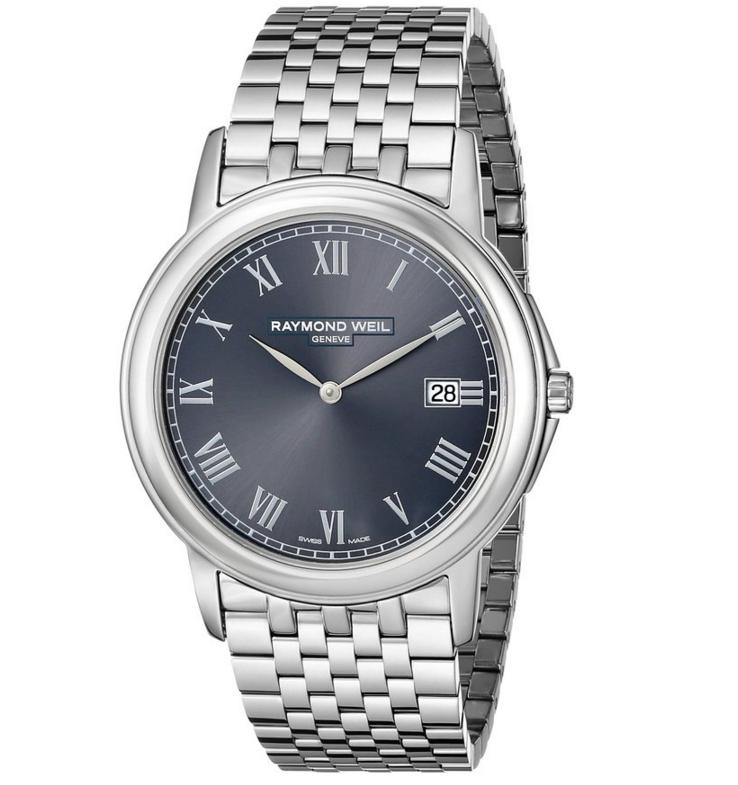 Lowest price! Raymond Weil Men's 5466-ST-00608