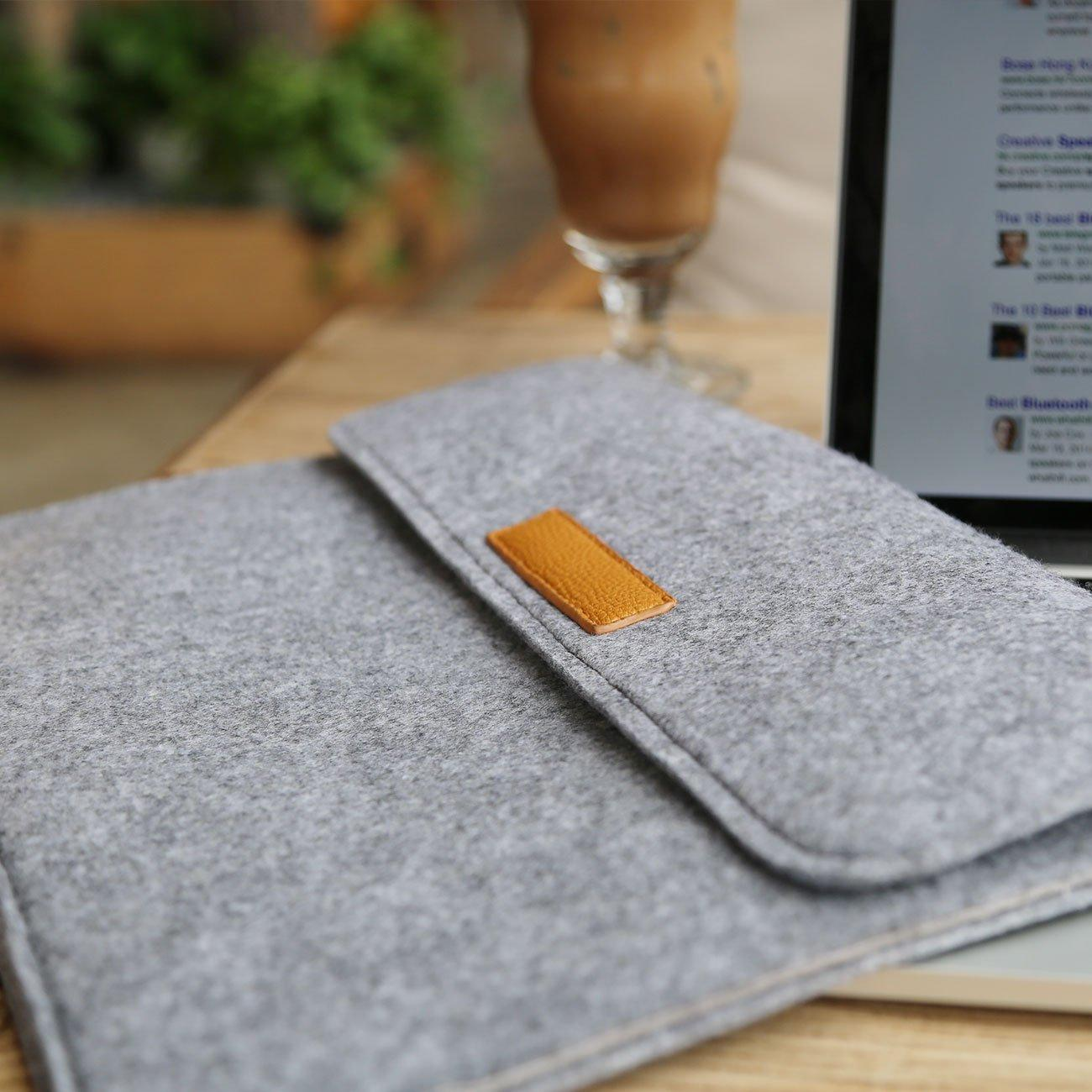 $10.99 Inateck 13-13.3 Inch Macbook Air/ Pro Retina Sleeve Case Cover