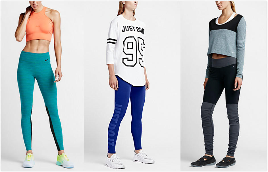 From $22.47 Nike Women's Tights On Sale @ Nike Store