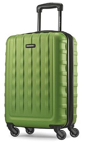 $81.6 + $15 Kohl's Cash + Free Shipping Samsonite Ziplite 2.0 20-Inch Hardside Spinner Carry-On Luggage
