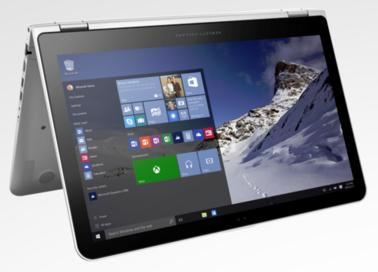HP ENVY x360 - 15t Laptop