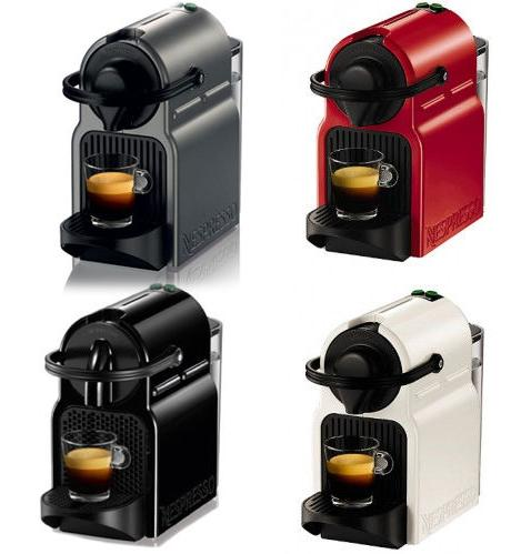 $75.00 Nespresso Inissia Espresso Maker - Choice of Color