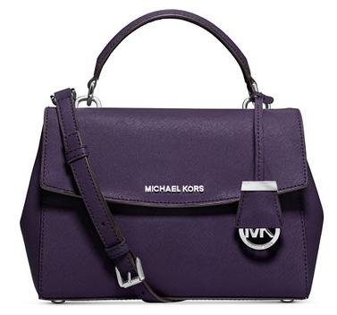 MICHAEL Michael Kors 'Extra Small Ava' Leather Crossbody Bag @ Nordstrom