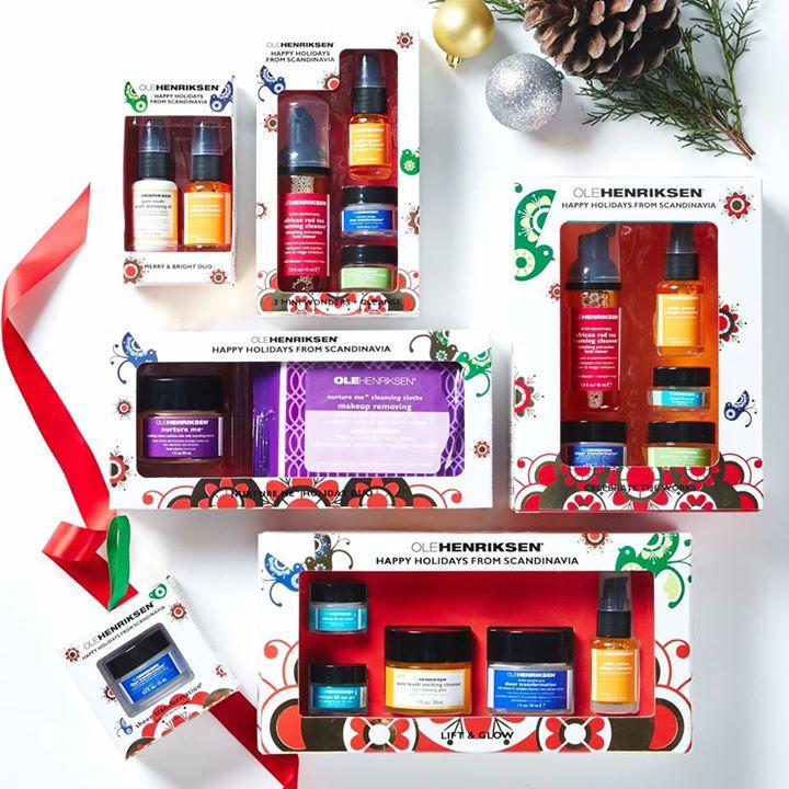 Free $100 Surprise Gift Bagwith $50 Purchase @ OLEHENRIKSEN