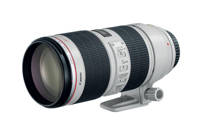 $1427.32 Canon EF 70-200mm f/2.8L IS II USM Telephoto Zoom Lens Refurbished