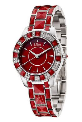 $1650 Christian Dior Women's Dior Christal Watch CD143114M001 (Dealmoon Exclusive)