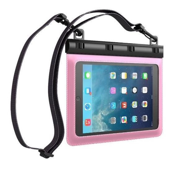 iPad Mini 3 Waterproof Case, Ultraproof Waterproof Pouch Case for iPad Mini