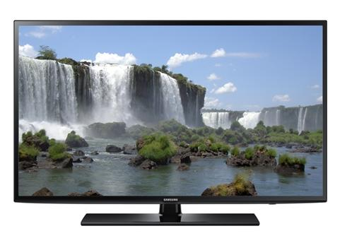 Samsung 55 Inch LED Smart TV UN55J6200AF HDTV+Free $175 Dell Promo eGift Card